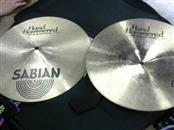 "SABIAN Cymbal HH REGULAR HATS 14"""